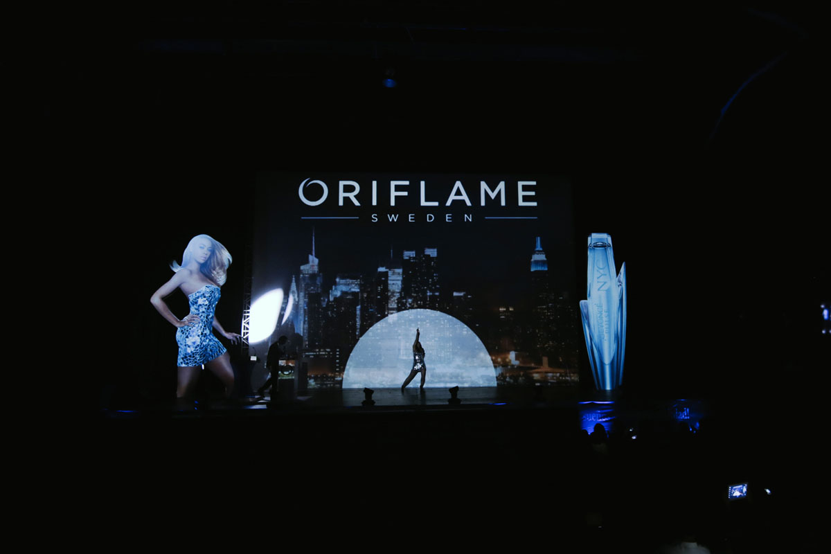 Oriflame Fragrance Launch