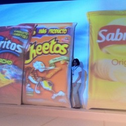 PEPSICO Sales Meeting